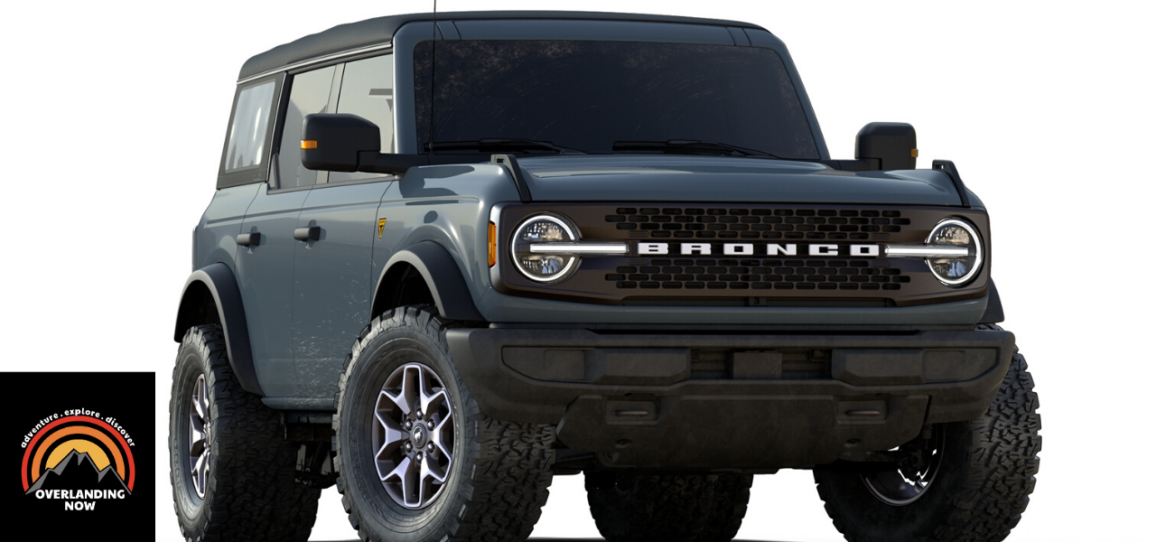 Ford Bronco VS. Jeep Wrangler Rubicon