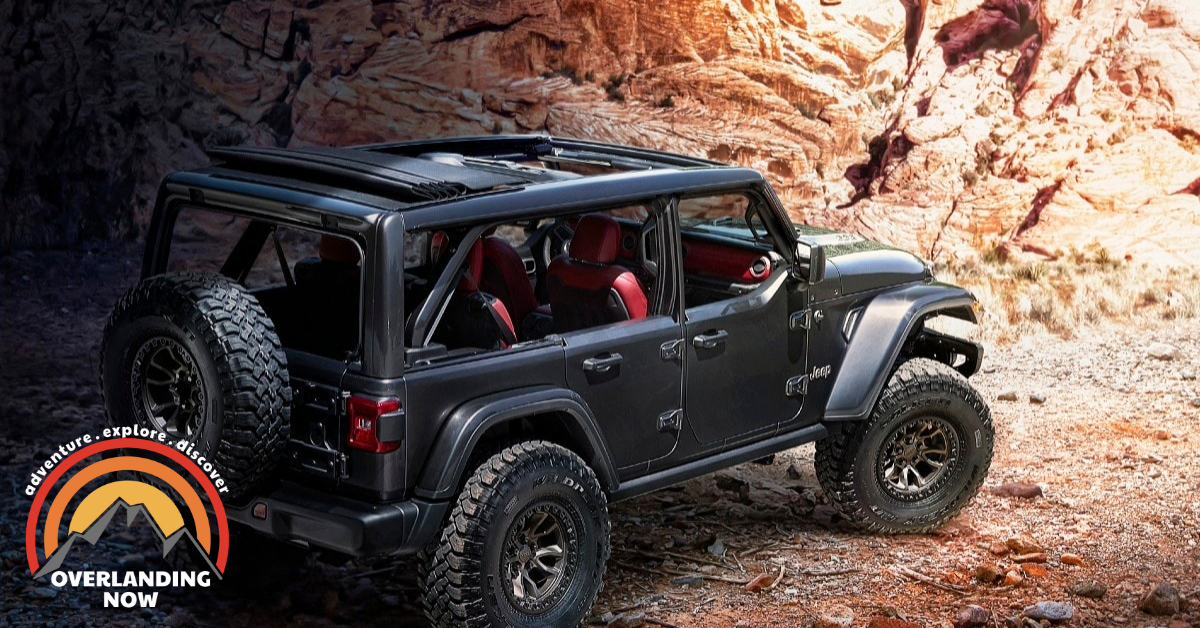 Jeep Wrangler Hemi Is Not Just a Concept…